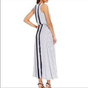 551398df288a Tommy Hilfiger Dresses | Multi Striped Strapless Maxi Dress | Poshmark